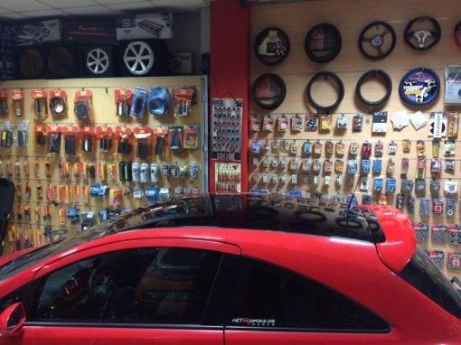 Car styling σε Opel Corsa